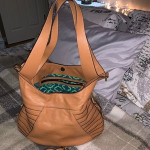 oRYANY leather hobo